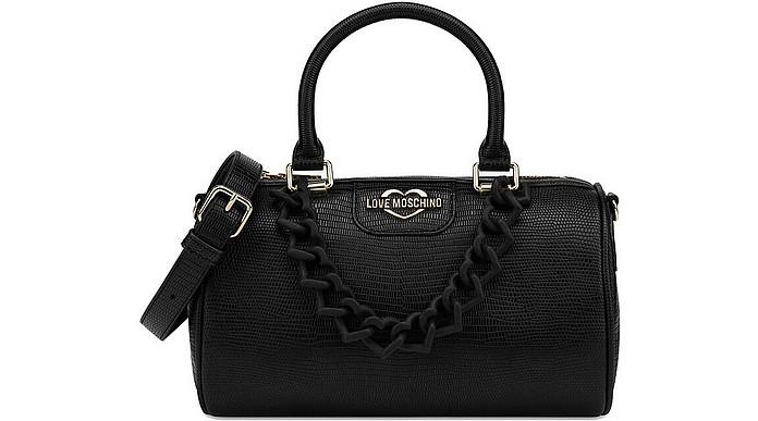 Women's Black Bag - Love Moschino / ラブ モスキーノ