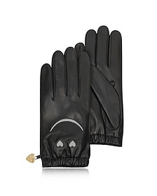 Cheap and Chic - Black Leather Gloves