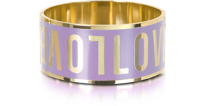 Love Moschino - Signature Metal Bangle - Moschino