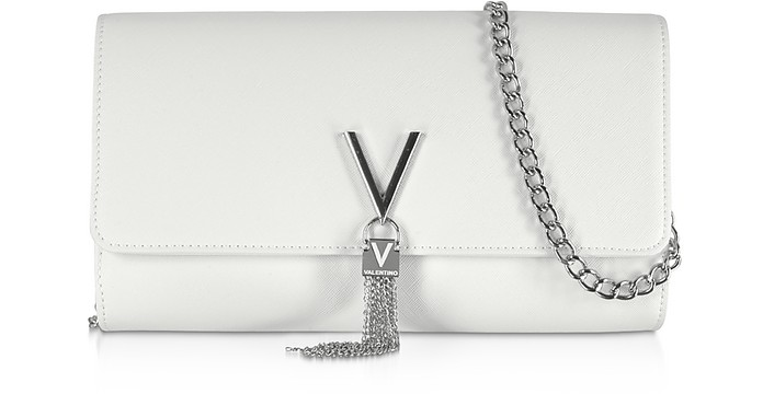 Divina Saffiano Shoulder Bag - VALENTINO by Mario Valentino