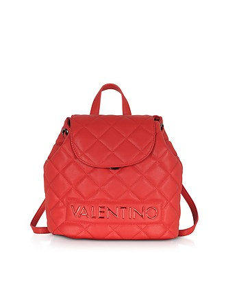 1f47f65e10a Licia Quilted Backpack - Valentino by Mario Valentino