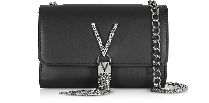 Ranma Mini Shoulder bag w/Crystals - Valentino by Mario Valentino