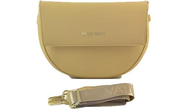 Women's Beige Handbag - Valentino by Mario Valentino