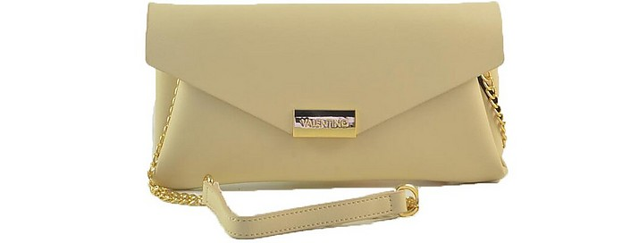 Women's Cream Handbag - Valentino by Mario Valentino