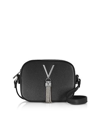 2b091e4ad1a Lizard Embossed Eco Leather Divina Mini Crossbody Bag - Valentino by Mario  Valentino