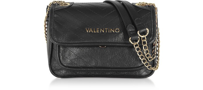 Lira Stitching Eco Leather Shoulder Bag - VALENTINO by Mario Valentino