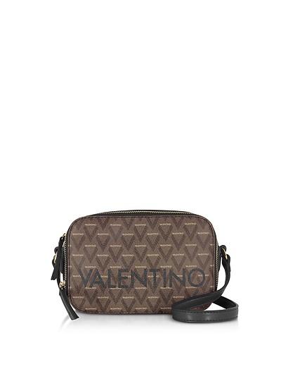 Liuto Camera Bag en Cuir Synthétique et Logo - Mario Valentino