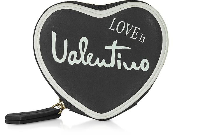 Valentino By Mario Valentino Stewie Eco Leather Zip-around