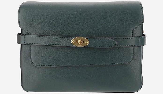 Blue And Green shoulder - Mulberry