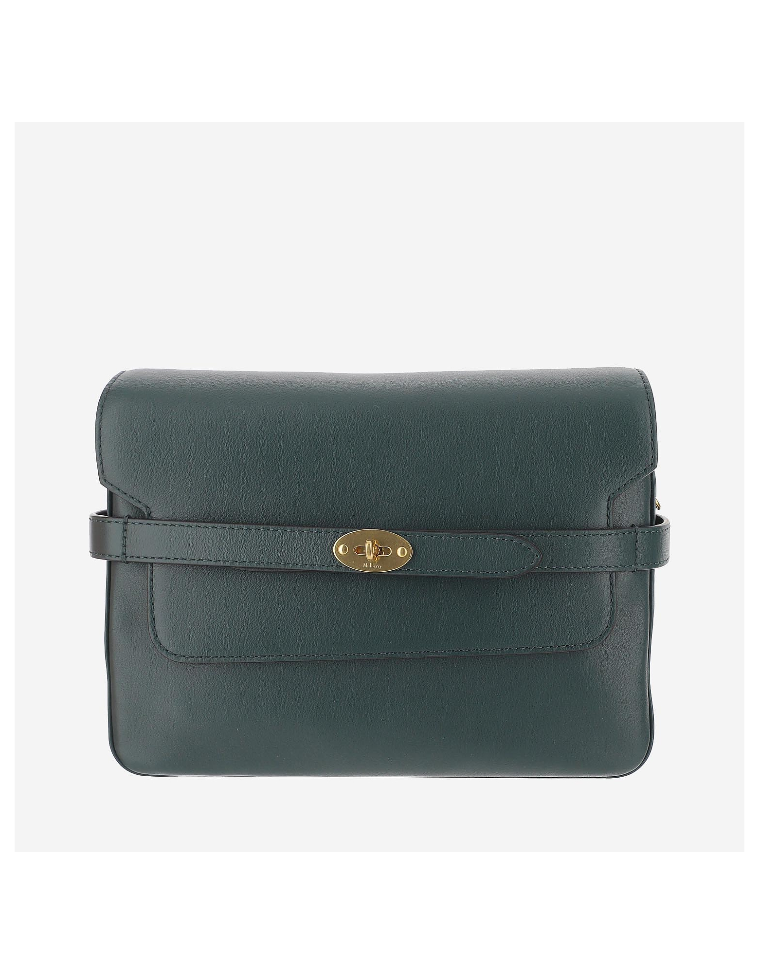 Mulberry BLUE AND GREEN SHOULDER