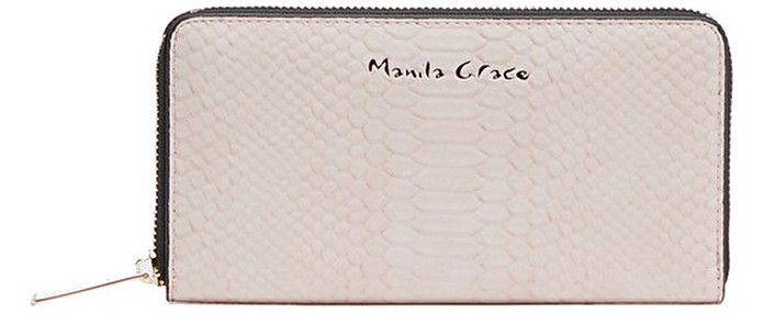 Women's Pink Wallet - Manila Grace