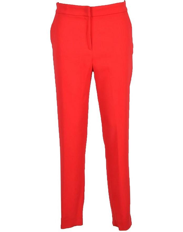 Women's Red Pants - Manila Grace