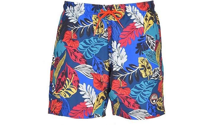 Multicolor Men's Swim Pants - Napapijri
