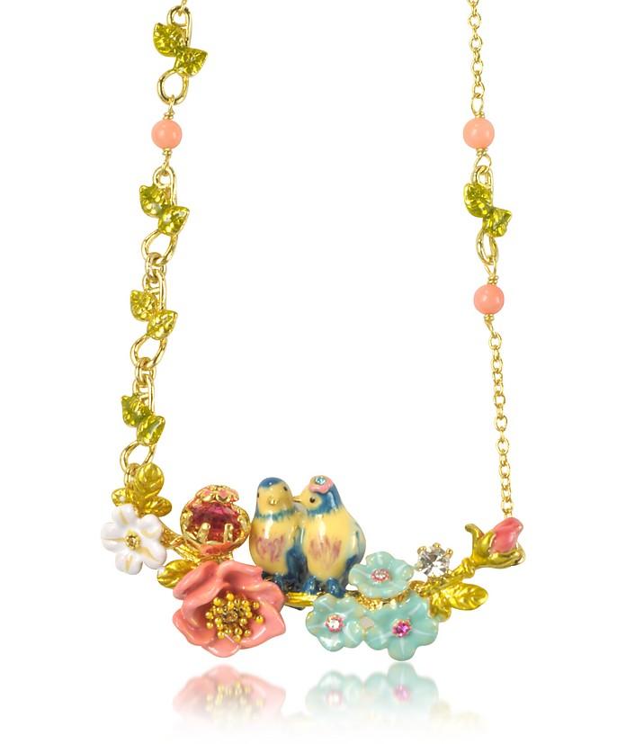 Love Garden Necklace - Les Nereides
