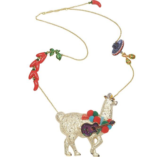 Les Mechamment Joyeux  - Длинное Ожерелье Pepito - N2
