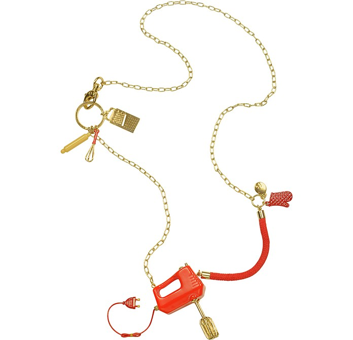 Cuisiniere - Little Baker Long Necklace - N2