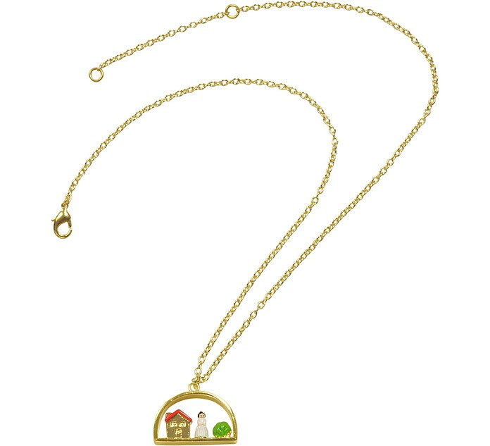Les Contes - Charm Necklace - N2