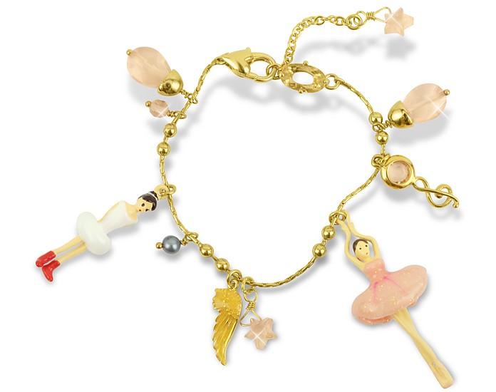 Ballerinas Charm Bracelet - Les Nereides