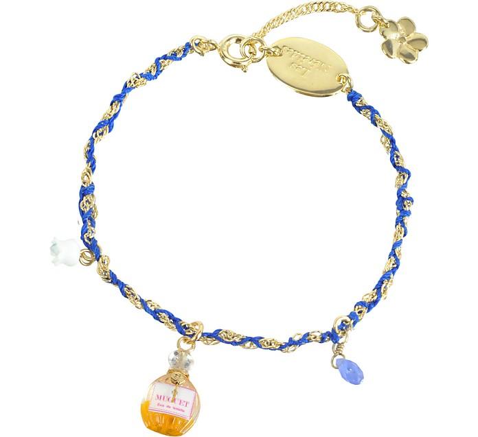 Le Parfum - Blue Charm Bracelet - Les Nereides