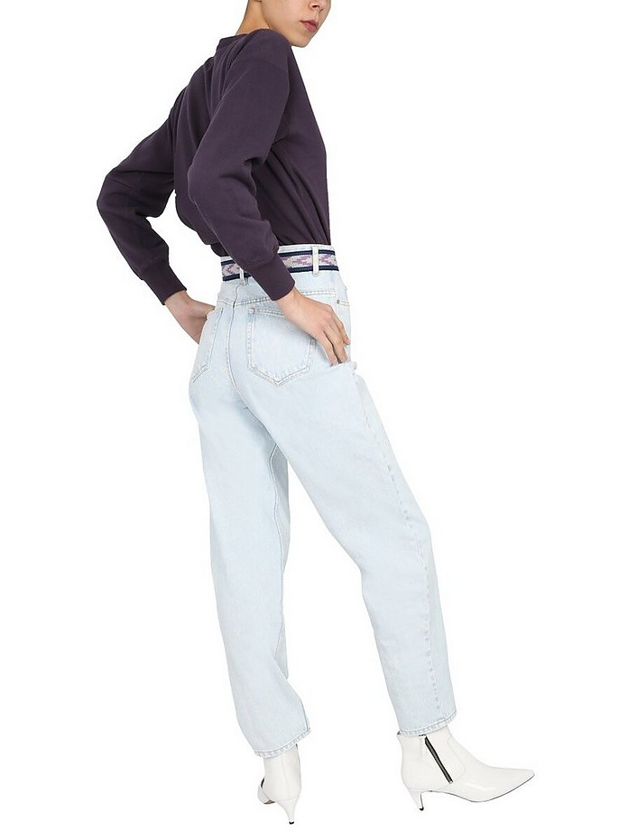 """Corsysr"" Jeans - Isabel Marant"