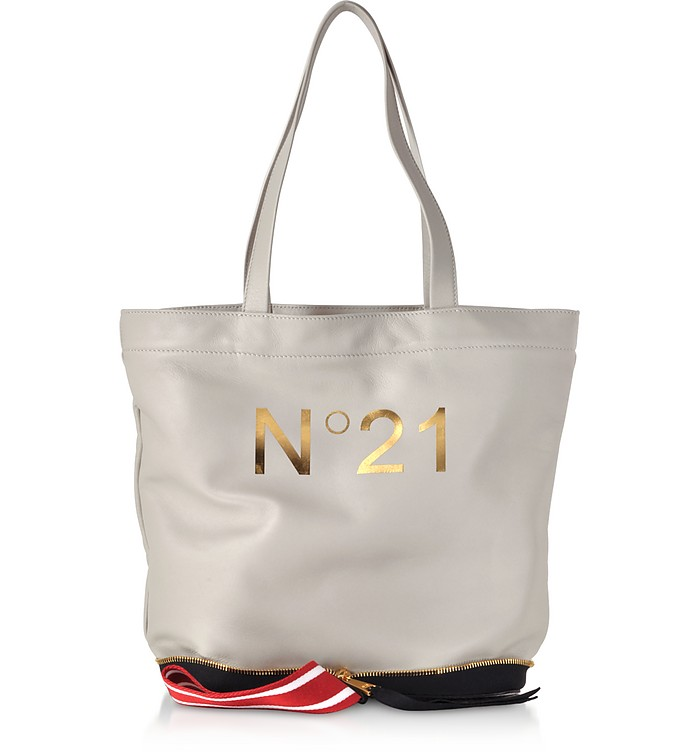Ice Small Foldable Shopping Bag - N°21 / ヌメロヴェントゥーノ