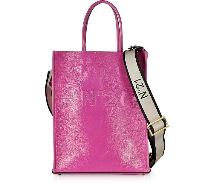 Small Fuchsia Shopping Bag - N°21