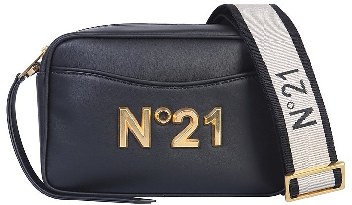 Leather Shoulder Bag - N°21 / ヌメロヴェントゥーノ