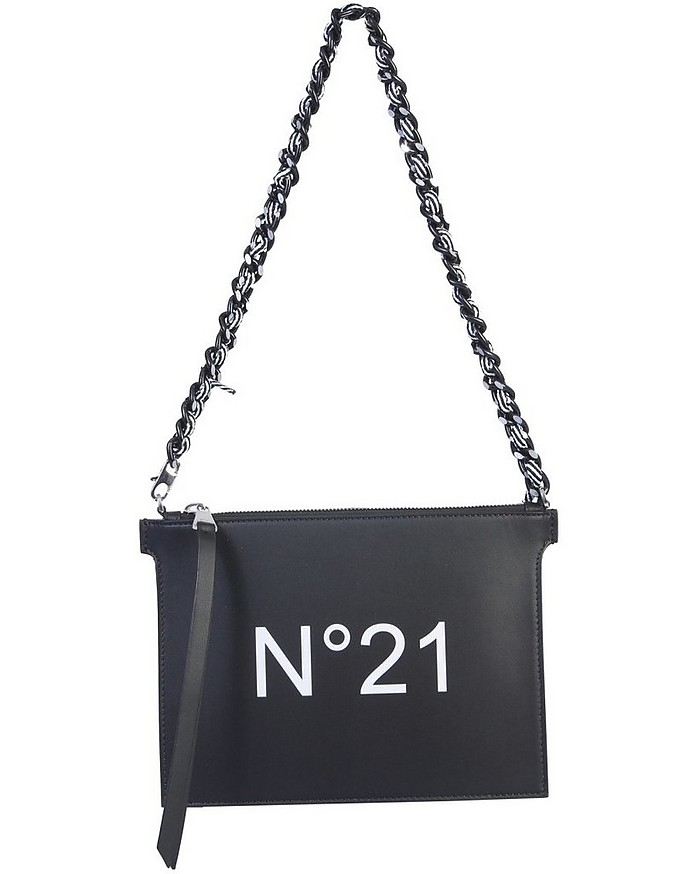 Clutch With Logo - N°21