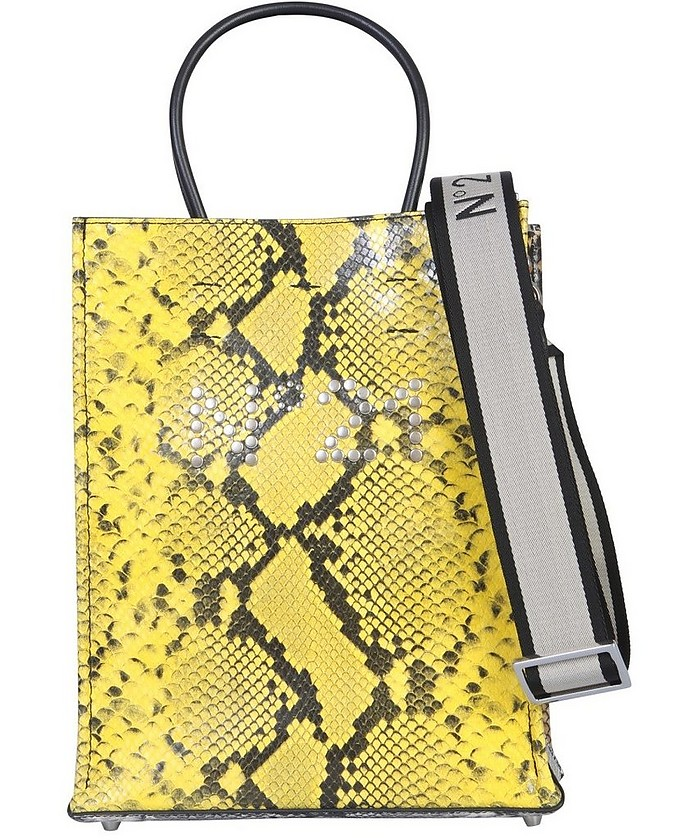 Small Shopping Bag - N°21