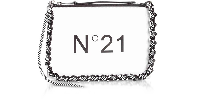 White Signature  Pouch - N°21