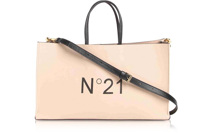 Nude Signature Tote Bag - N°21