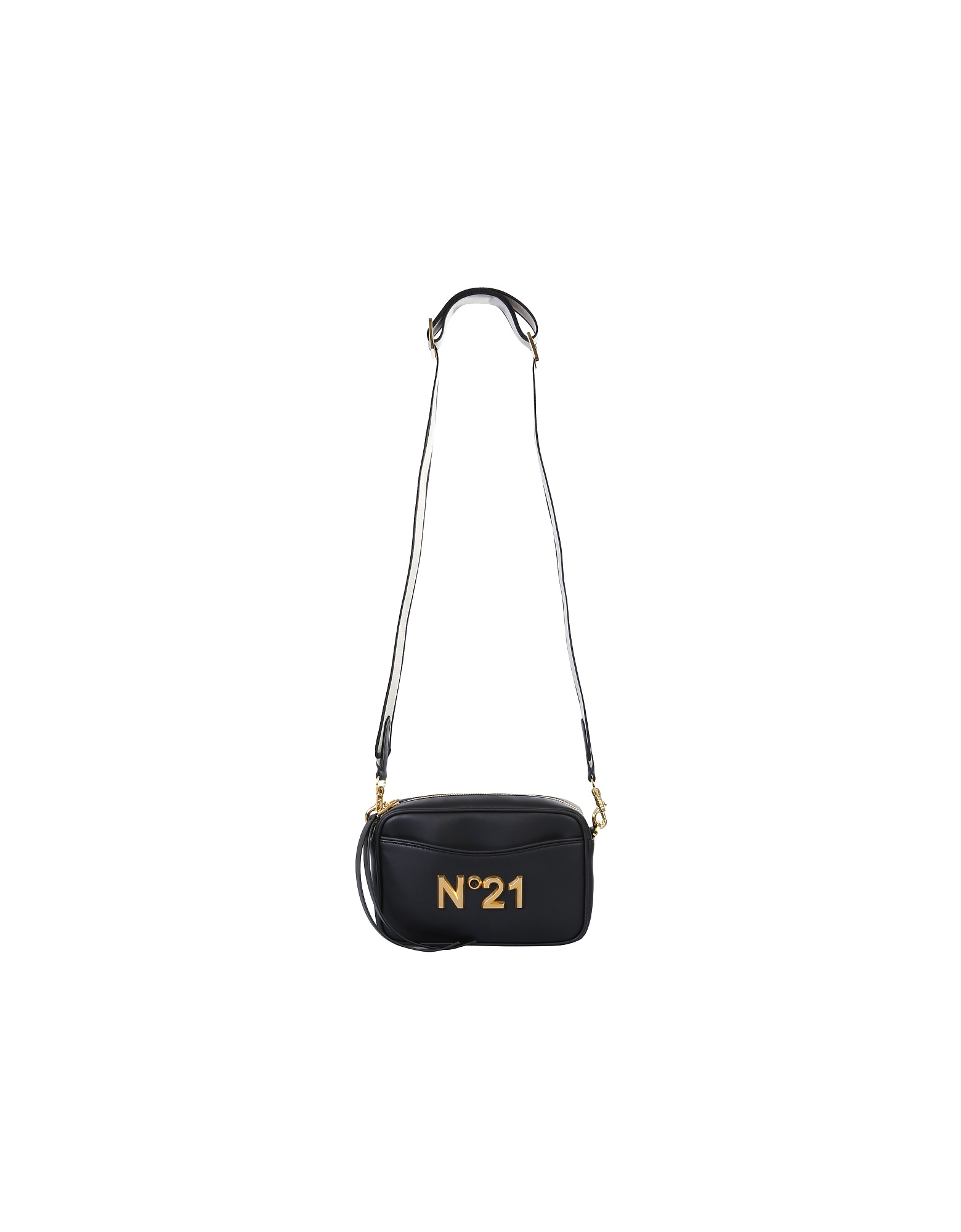N°21 SHOULDER BAG WITH LOGO