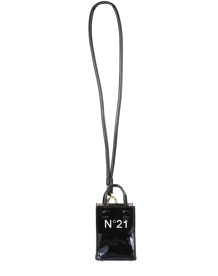 Nano Shopping Bag With Logo - N°21