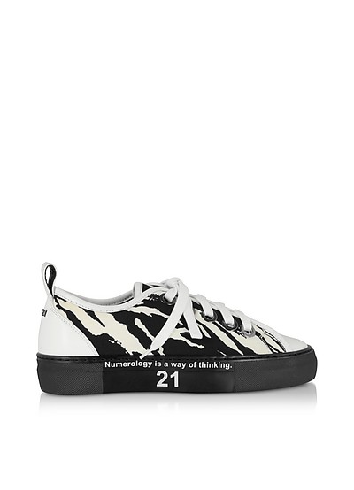 Zebra Gymnic Women's Sneakers - N°21