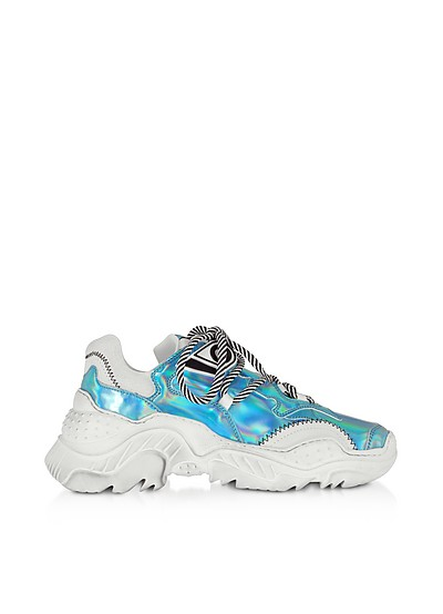 Billy Holographic Effect Women's Sneakers - N°21