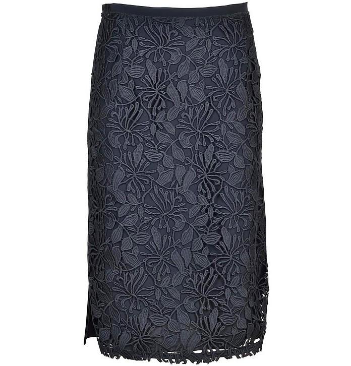 Women's Black Skirt - N°21