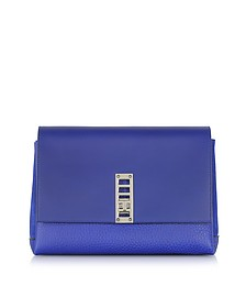 PS Elliot Leather and Suede Clutch