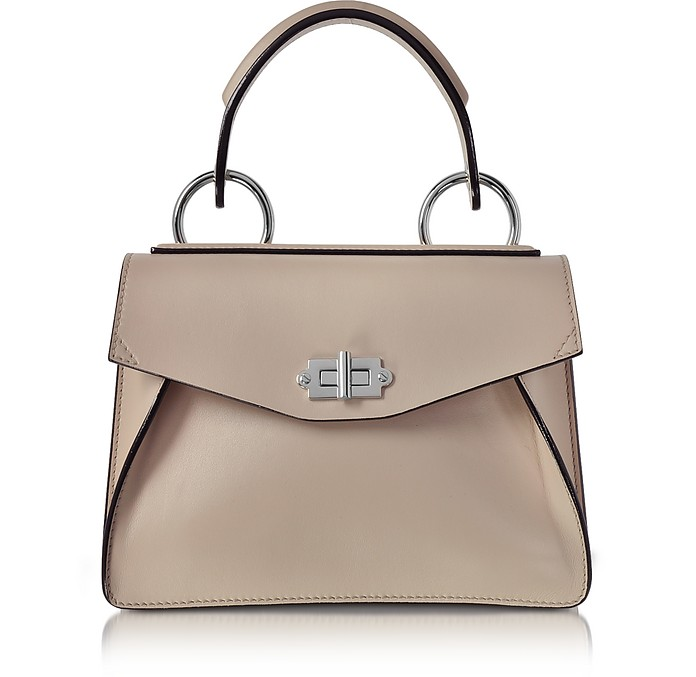 Small Hava Smooth Leather Top Handle Bag - Proenza Schouler