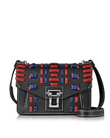 Black Soft Leather Hava Shoulder Bag - Proenza Schouler