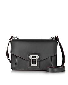 Black Smooth Leather Hava Shoulder Bag - Proenza Schouler