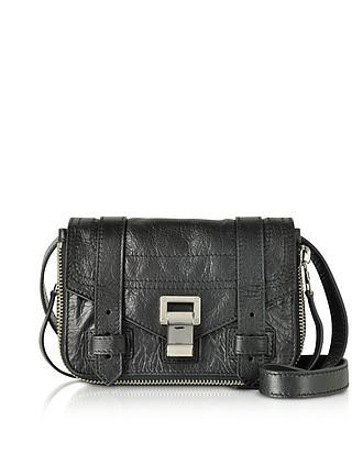 e9c110586af2 Zip-Paper Leather Ps1+ Mini Crossbody Bag - Proenza Schouler