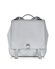 Icy Pearl Courier Backpack