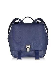New Navy Small Courier Backpack