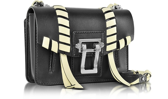 e0fcfd22d Hava Black and Ecru Smooth Leather Crossbody Bag - Proenza Schouler.  AU$2,930.20 Actual transaction amount