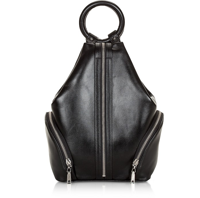 Leather Eve Mini Backpack - Complet