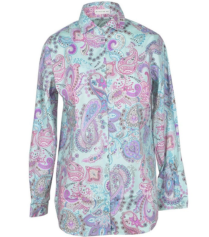 Women's Fuchsia Shirt - Etro