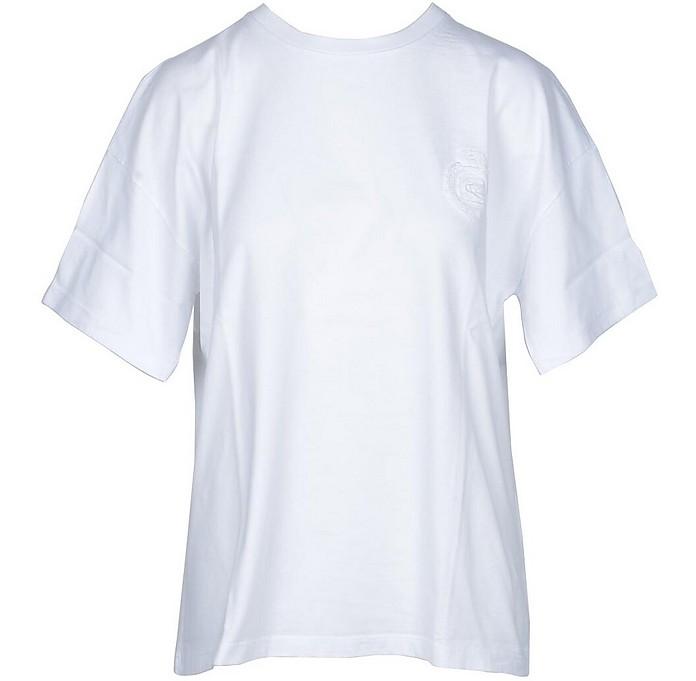 Women's White Tshirt - Etro