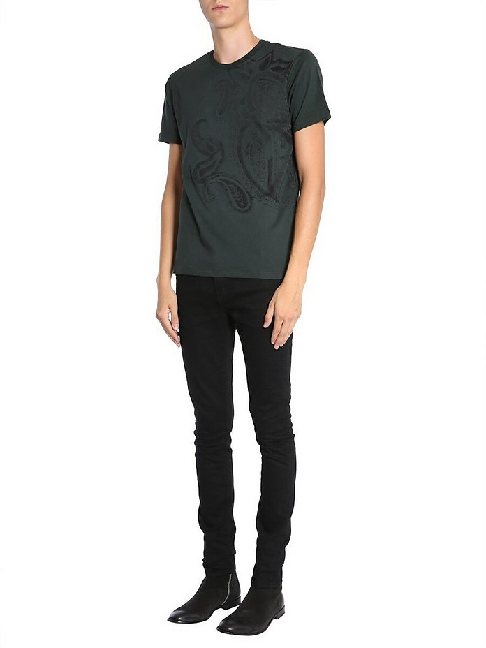 Round Neck T-Shirt - Etro