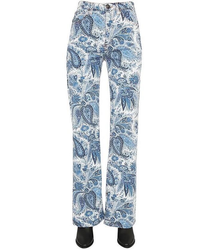 Flaire Jeans - Etro