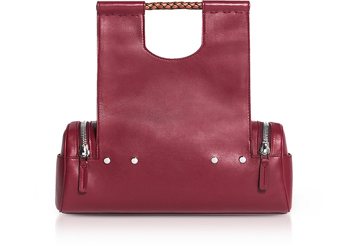 Genuine Leather Priscilla Medium Tote Bag - Corto Moltedo